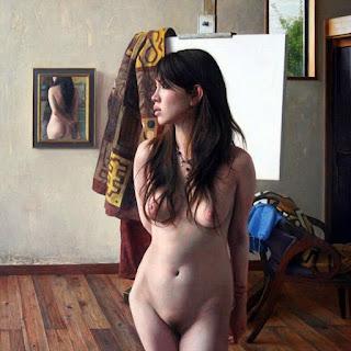 Japonesas Desnudos Al Oleo