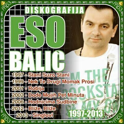 Eso Balic - Diskografija (1997-2013)  Eso_Balic
