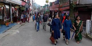 Darjeeling Chowk Bazar
