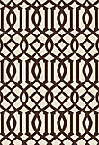Schumacher Imperial Trellis Java / Cream  5005803