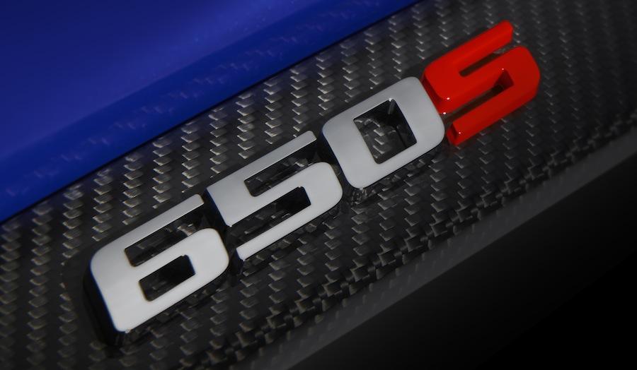 マクラーレン650S