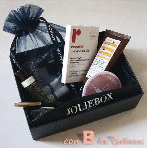 Caja JolieBox de Mayo