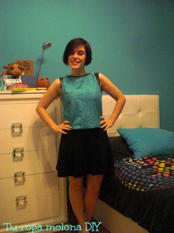 look blusa con apliques 1