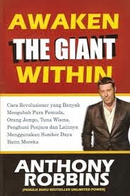 buku motivasi awaken the giant within anthony robbins diskon online