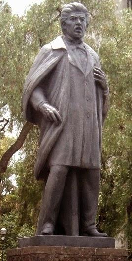 Monumento de Ignacio Manuel Altamirano