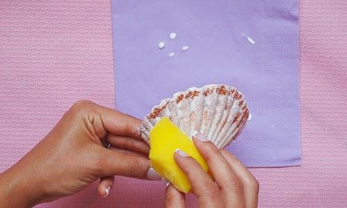 diy, shell, pin, my life as a mermaid, tutorial, conchiglia, accessorio, mermaid, sirena