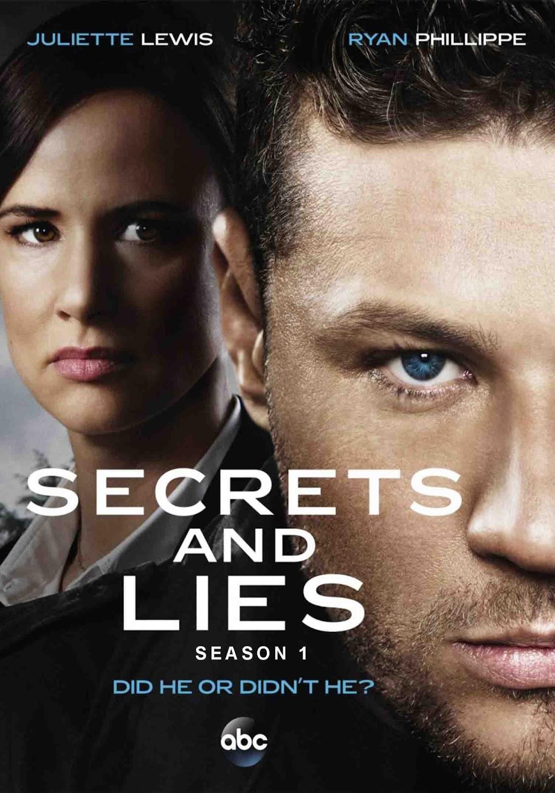 Secrets and Lies 1ª Temporada Torrent - WEB-DL 720p Dual Áudio (2016)