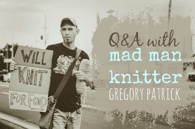 Photograph by Mad Man Knitting.