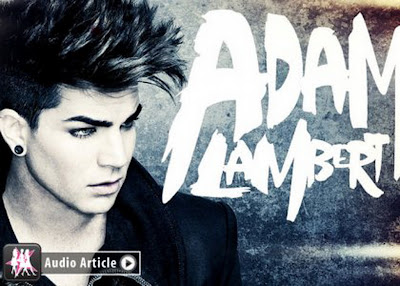 "Singer Adam Lambert Upcoming Album ""Better Than I Know Myself"""