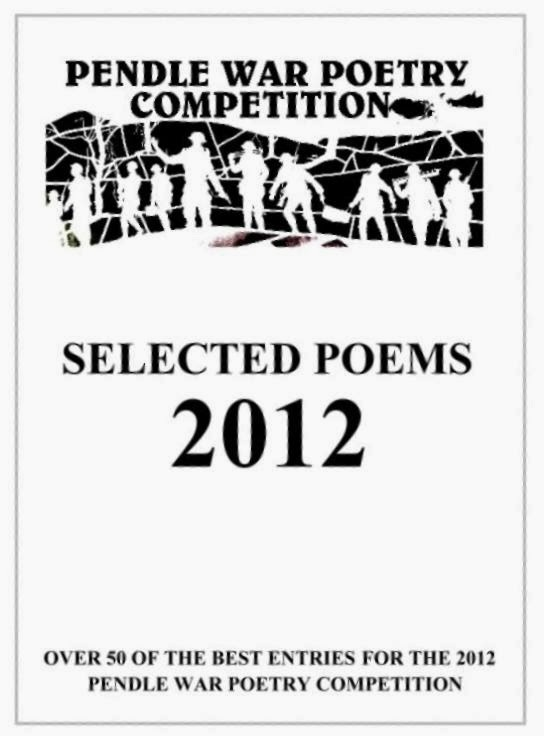 Pendle War Poetry 2012