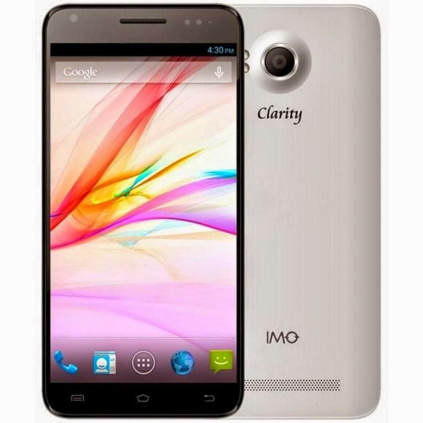Spesifikasi Dan Harga Baru IMO Clarity Q8 Octa Core