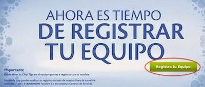 Registrar IMEI en Claro, Tigo y Movistar