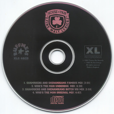 House Of Pain – Who's The Man (CDS) (1993) (320 kbps)