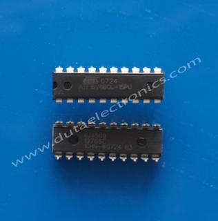 Jual Komponen ELektronik IC ATF16V8BQL-15PU (DIP-16 PIN)