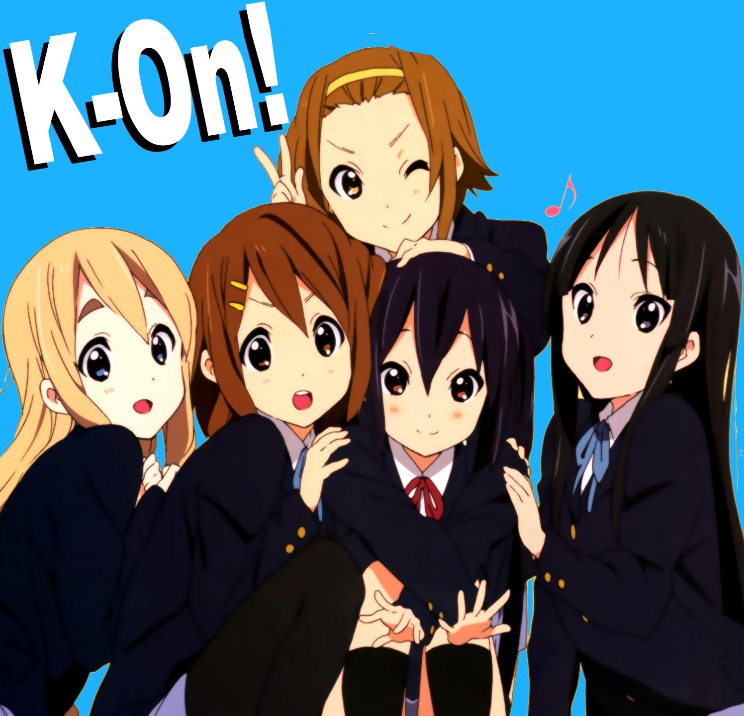 K-On! (Club de música ligera) K-On%2521
