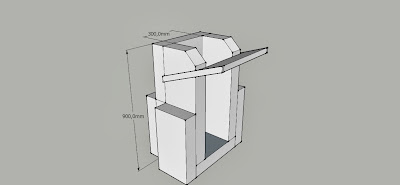 projeto de cadeira para megaesôfago