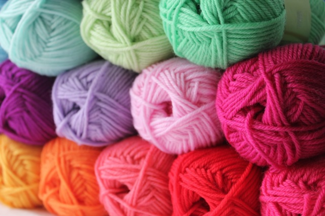 Crocheting Yarn Shop : little woollie: New Shop Yarn - Loyal dk