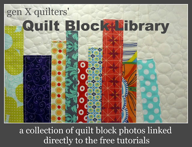 GXQ's Quilt Block Library: 120+ Links to Free Tutorials