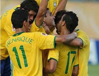 Brasil vs Portugal, Copa Mundial Sub 20 Nueva Zelanda 2015