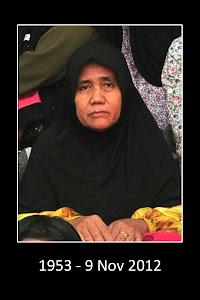 Mak Da dalam kenangan.