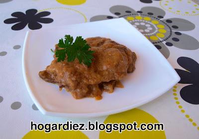 Fricand de ternera con chef o matic pro - Recetas cocina chef matic pro ...