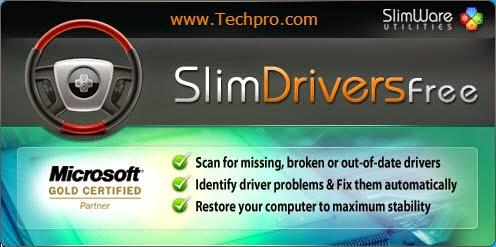 افضل برنامج لجلب وتثبيت التعريفات  بكل سهوله  Slim Divers .