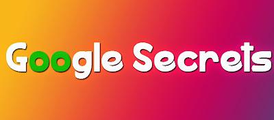 google secrets 2016, 2015