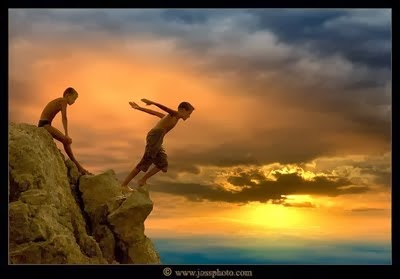 """Enfrentamento, eis o maior dos desafios... Vamos """"EM FRENTE""""!?"""