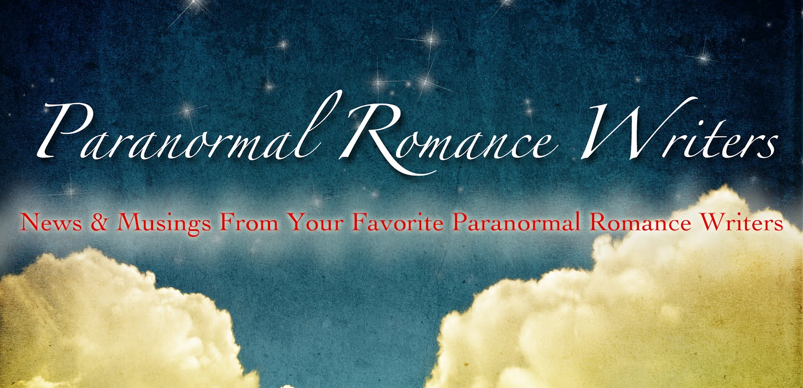 Paranormal Romance Writers