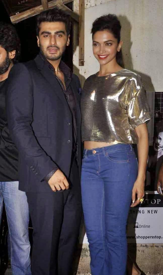 Deepika Padukone, Arjun Kapoor, Hrithik Roshan and others grace 'Finding Fanny' screening