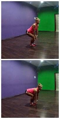 ćwiczenia nóg