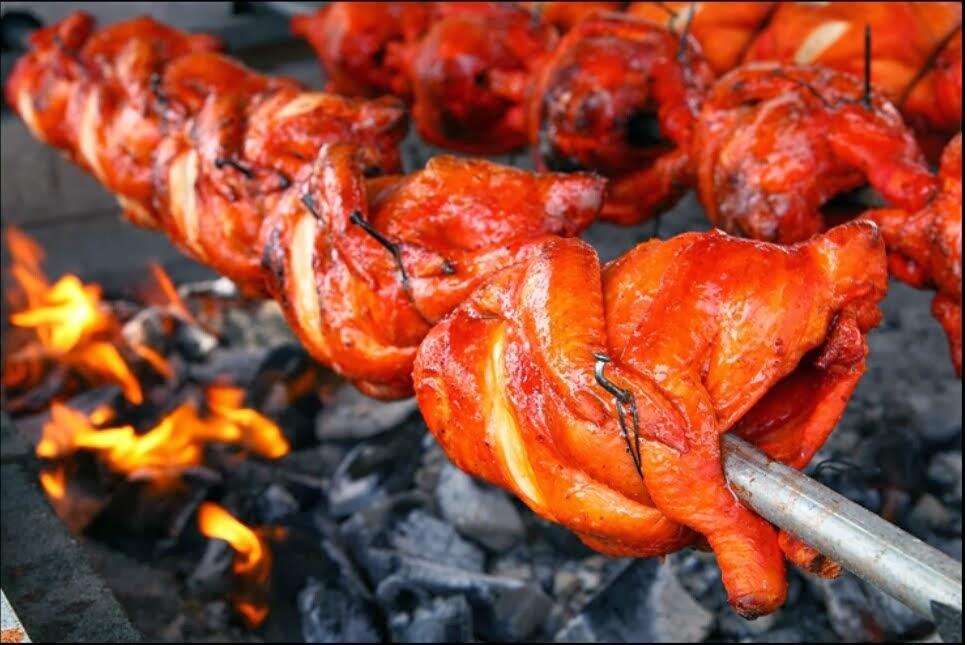 Ayam Golek Gebu English Style