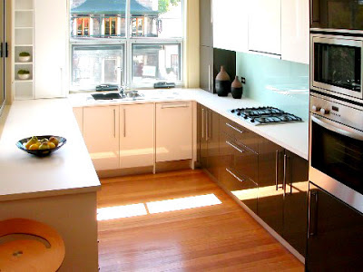 desain dapur kecil 2014