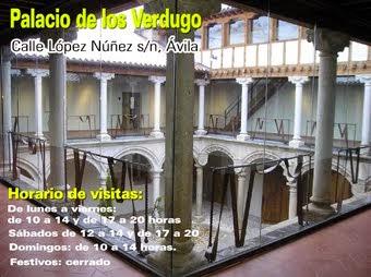 Exposición teresiana en Ávila del 15 de diciembre al 15 de enero de 2015.