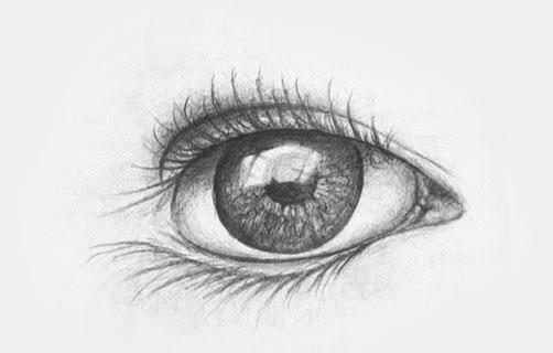 Eye Drawing Resim Derslerinde çizdiklerim Karakalem çzimler
