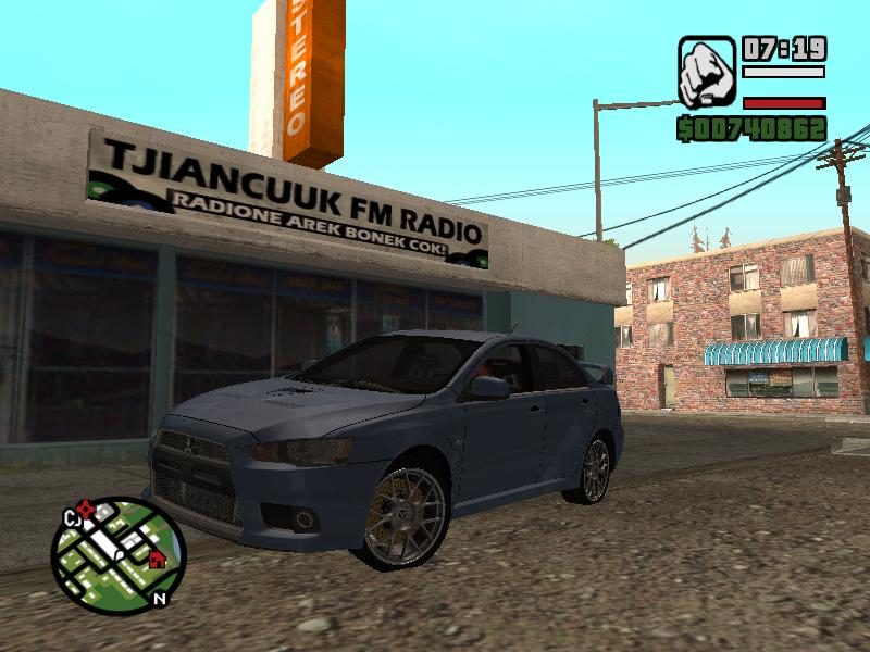 Grand Theft Auto: San Andreas Indonesia