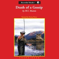 Death of a Gossip by M.C Beaton
