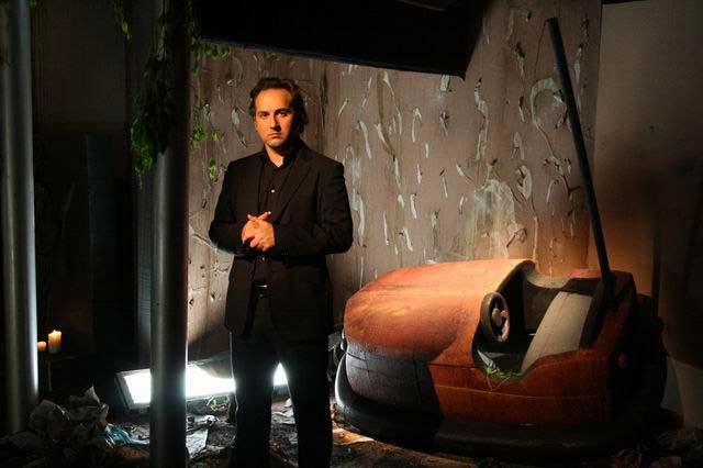 SPANISH FRAMES: Paranormal Witness: el nuevo programa de Xplora