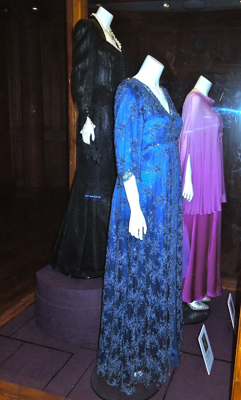 1980 Lord Mayor's Dinner gown Iron Lady