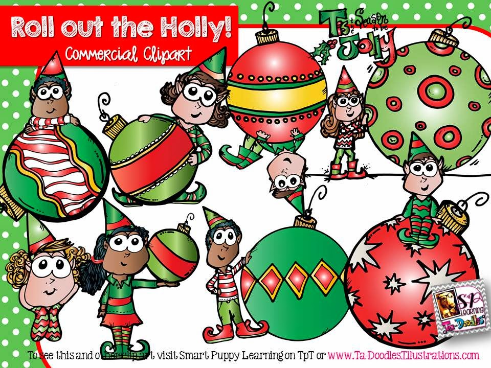 http://www.teacherspayteachers.com/Product/Elf-Clip-Art-1497329