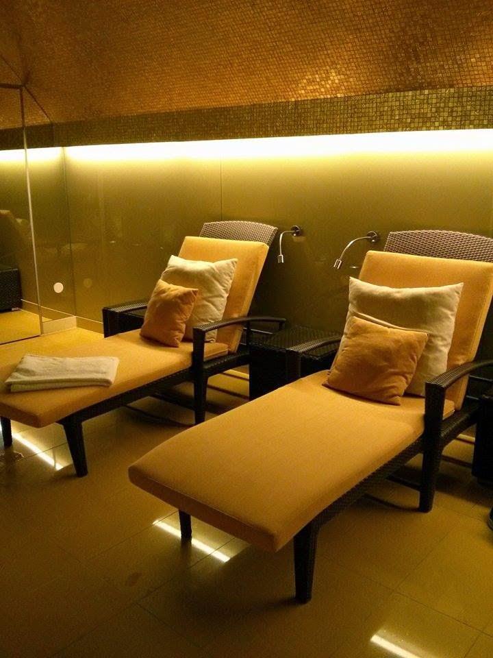 Das Tyrol Small Luxury Hotel Wellness Centre