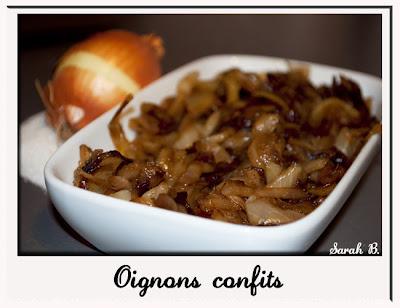 recette facile oignon confit
