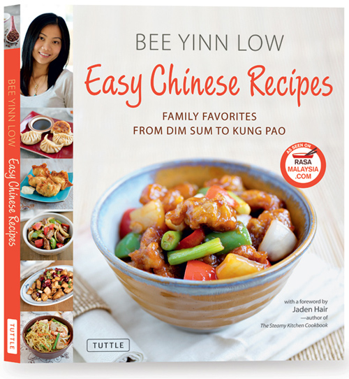 Bee Yinn Low Rasa Malaysia Easy Chinese Recipes Cookbook