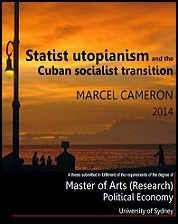 Masters thesis on Cuba