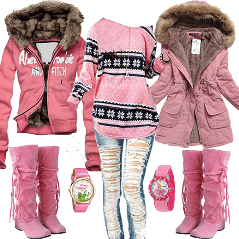 beautiful winter outfits