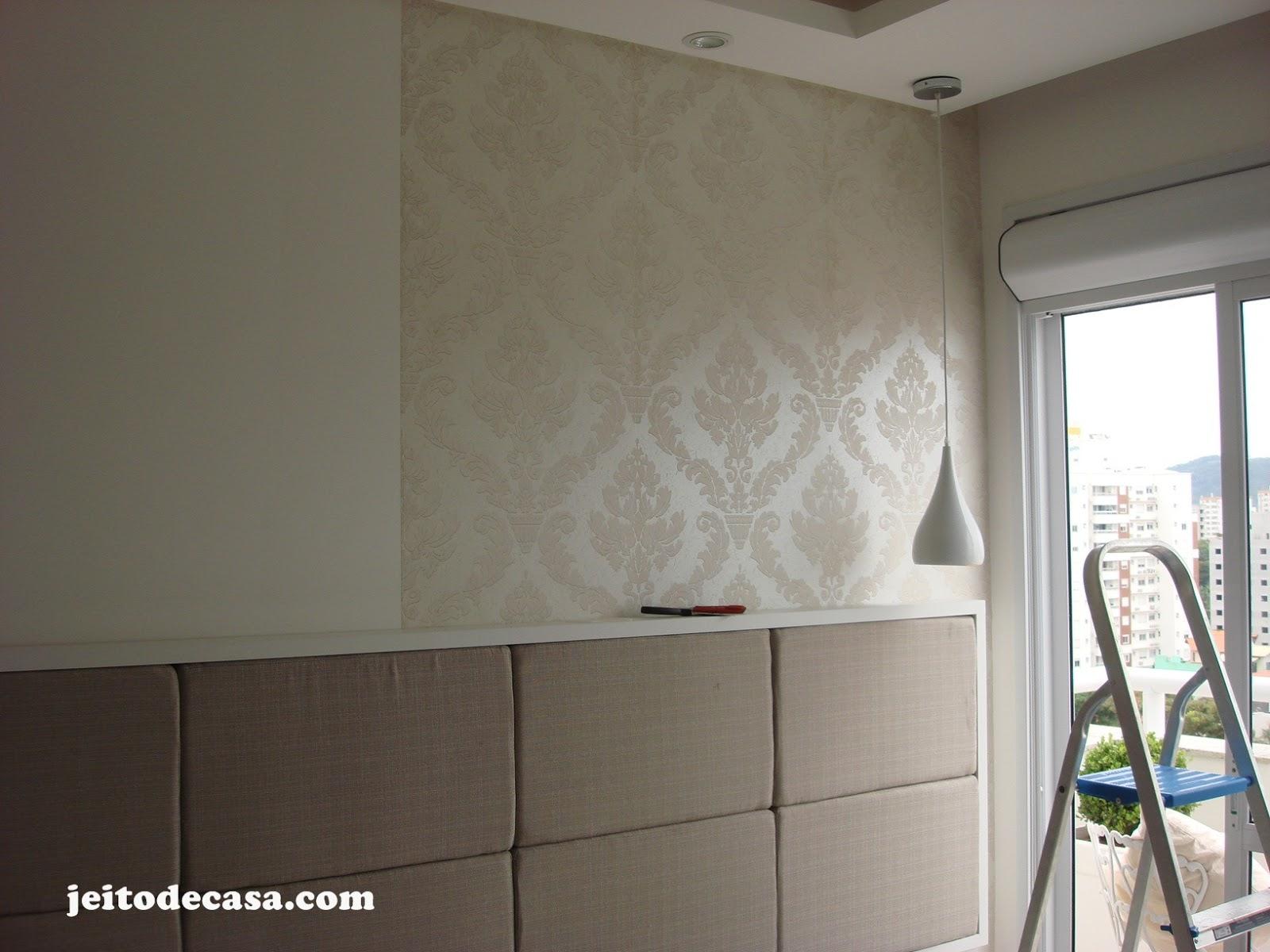 Decorando o quarto de casal jeito de casa blog de decora o - Suite cm ...