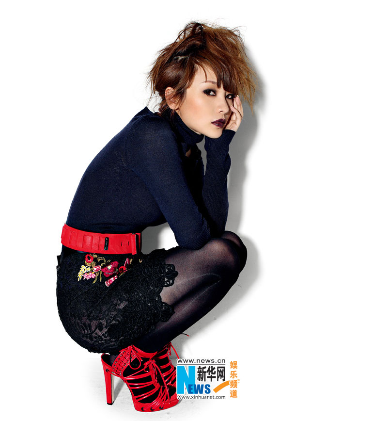 Liu Yan           China Entertainment News