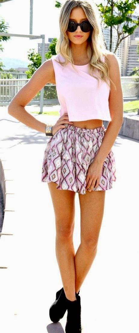 Amazing mini skirt