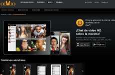 ooVoo: videoconferencias y mensajería gratis