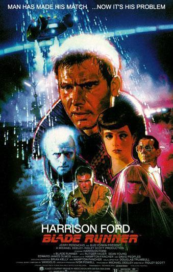 Blade Runner, o Caçador de Andróides Dublado 1982